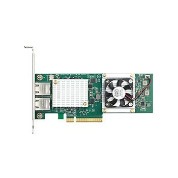 کارت شبکه دی لینک Dual Port 10GBASE-T RJ45 PCI Express DXE-820T