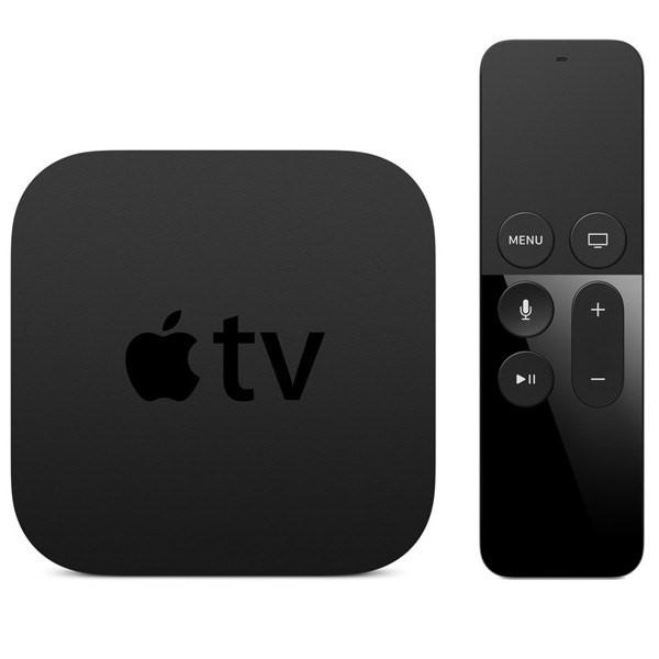 پخش کننده تلویزیون  اپل  TV 4K - 64GB