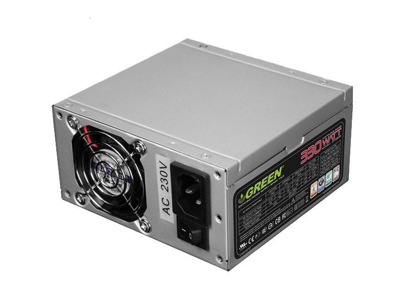 منبع تغذیه کامپیوتر گرین GP330S - SFX