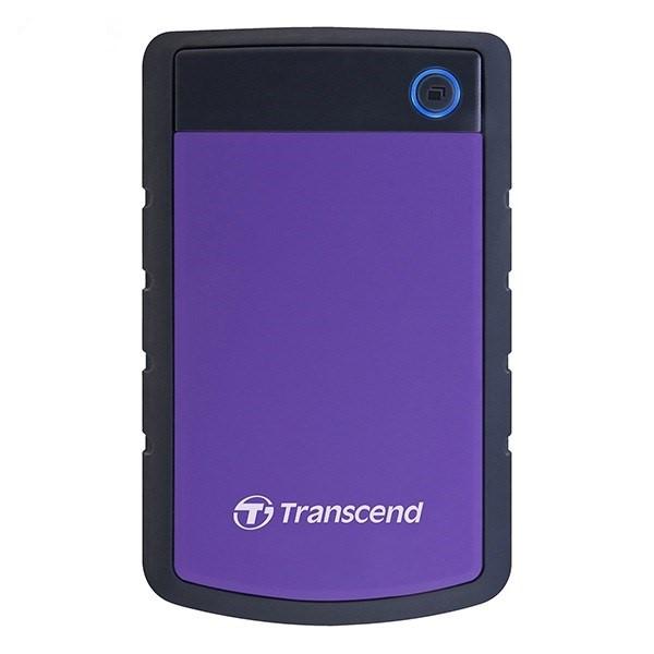 هارد دیسک اکسترنال Transcend StoreJet 25H3 - 4TB