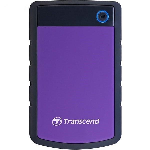 هارد دیسک اکسترنال Transcend StoreJet 25H3 - 3TB