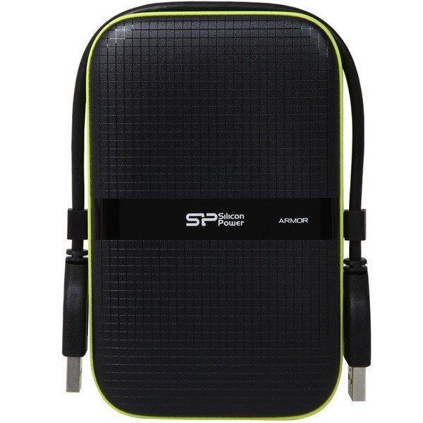 هارد دیسک اکسترنال Silicon Power Armor A60 - 1TB