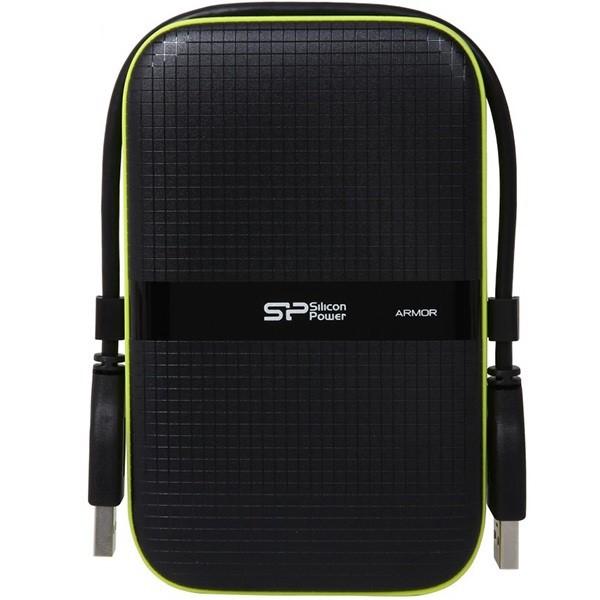 هارد دیسک اکسترنال Silicon Power Armor A60 - 2TB