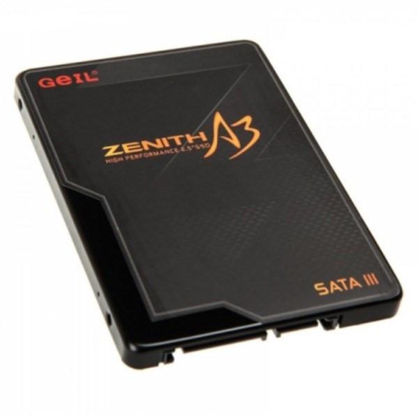 حافظه اس اس دی داخلی Geil Zenith A3 - 120GB