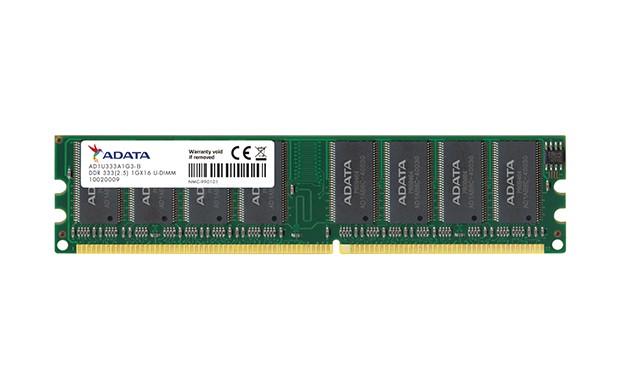 حافظه رم ای دیتا Premier DDR 400MHz - 1GB