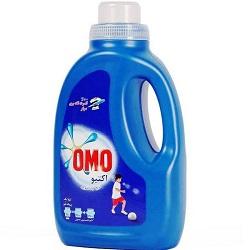 مایع ماشین لباسشویی 1350 میلی لیتری اکتیو امو Active Washing Fabric Liquid