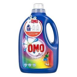 مایع لباسشویی او ام جی Colored Washing Fabric Liquid