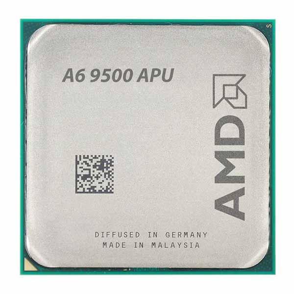 پردازنده ای ام دی A6 9500 APU 3.50GHz