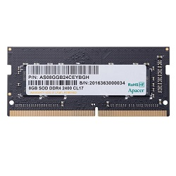 حافظه رم اپیسر DDR4 2400MHz CL17 8GB