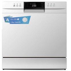 ماشین ظرفشویی رومیزی پاکشوما  DSP8038HW