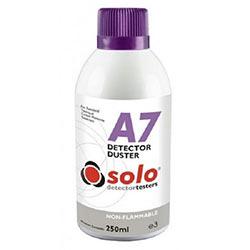 اسپری تمیز کننده دتکتور تسترز Solo A7