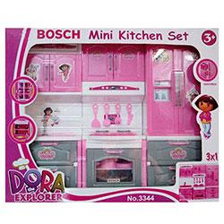 ست لوازم آشپزخانه بوش برند DORA