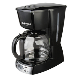 قهوه ساز تک کاره دیجیتال دلمونتی DL655