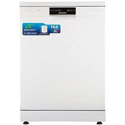 ماشین ظرفشویی زیرووات  ZDP1T67PWWK