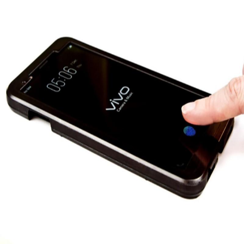 اسکنر اثر انگشت زیر نمایشگر گوشی Vivo با برخی محافظ نمایشگرها کار نمیکند