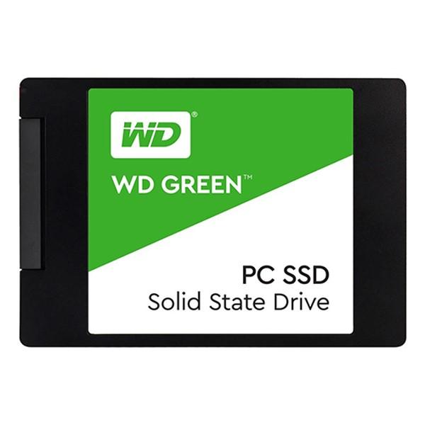 حافظه اس اس دی داخلی وسترن دیجیتال Green PC - 120GB