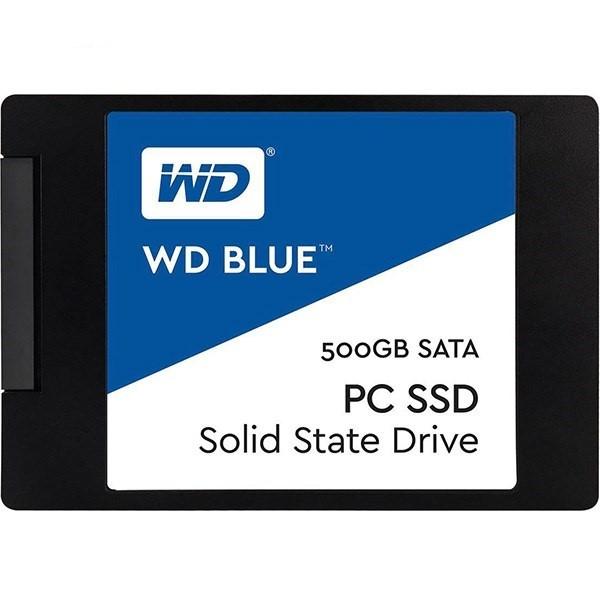 حافظه اس اس دی داخلی وسترن دیجیتال Blue PC - 500GB