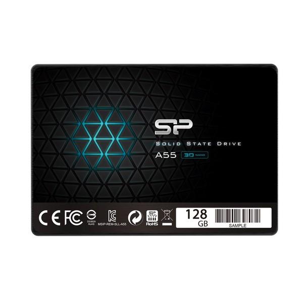 حافظه اس اس دی داخلی سیلیکون پاور Ace A55 - 128GB