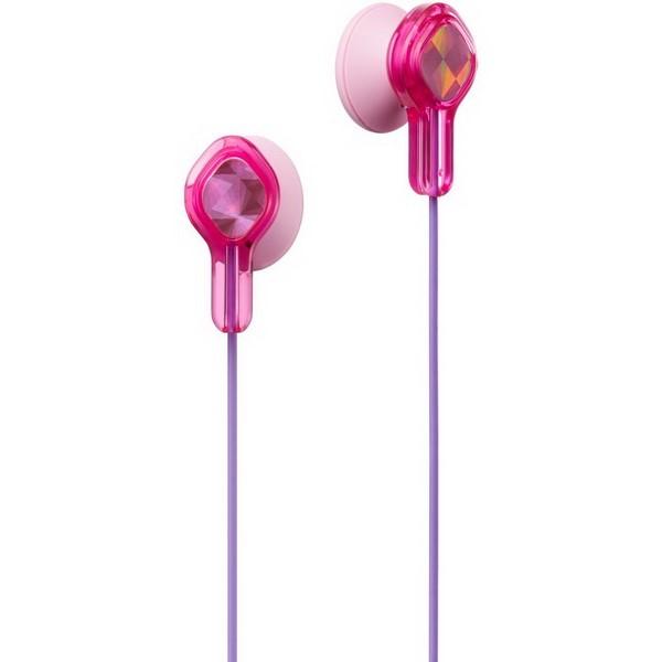 هدفون جي وي سي HA-KD1 Pink