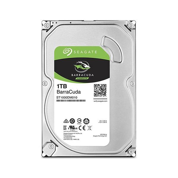 هارد دیسک اینترنال Seagate BarraCuda -1TB