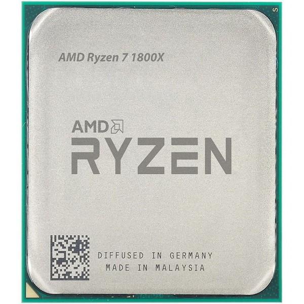 پردازنده مرکزی ای ام دی  Ryzen 7 1800X - 3.6GHz