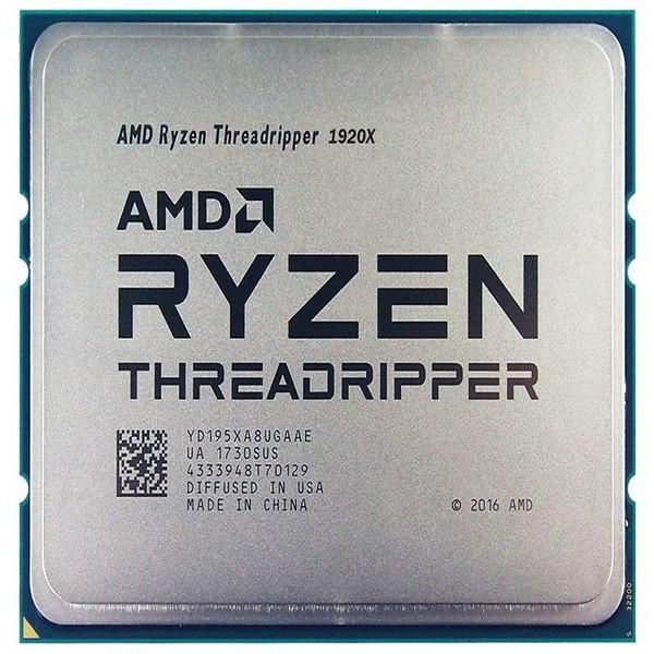 پردازنده مرکزی ای ام دی  Ryzen Threadripper 1920X - 3.5GHz