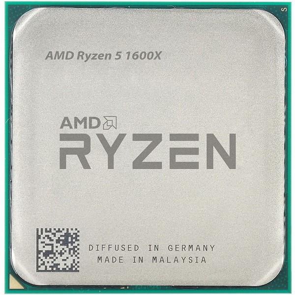 پردازنده مرکزی ای ام دی  RYZEN 5 1600X - 3.6GHz