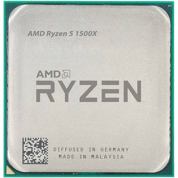 پردازنده مرکزی ای ام دی  Ryzen 5 1500X - 3.5GHz