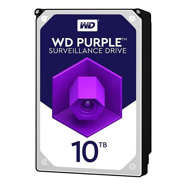 هارد دیسک اینترنال Western Digital Purple -10TB