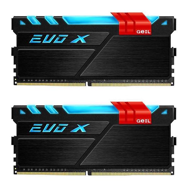 حافظه رم گیل Evo X DDR4 3000MHz CL16 - 16GB