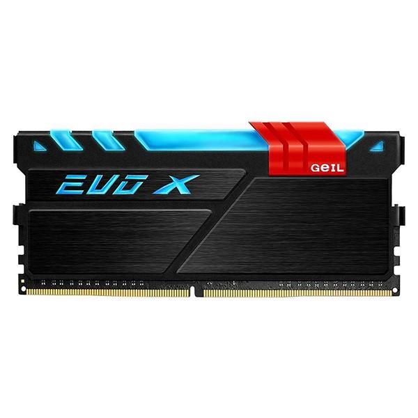 حافظه رم گیل Evo X DDR4 3000 MHz CL17 - 16GB