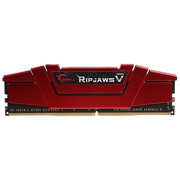 حافظه رم کامپیوتر جی اسکیل Ripjaws V DDR4 2400MHz CL15 - 4GB