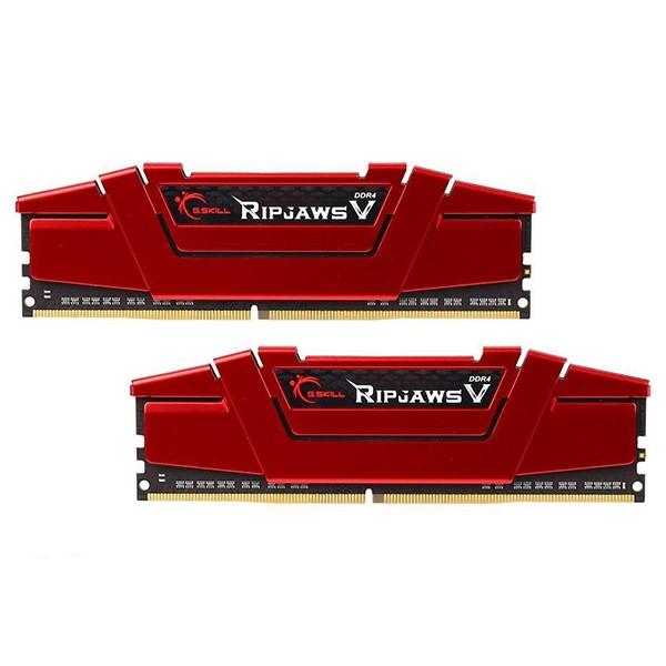 حافظه رم کامپیوتر جی اسکیل Ripjaws V DDR4 2400MHz CL15 - 8GB