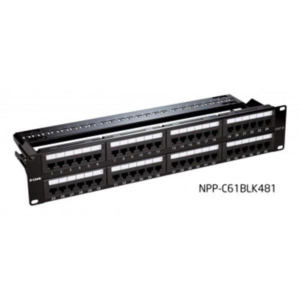 پچ پنل دی لینک NPP-C61BLK481