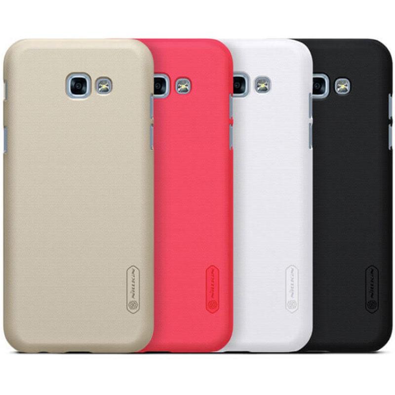 کاور نيلکين Super Frosted Shield Samsung Galaxy A3 (2017)