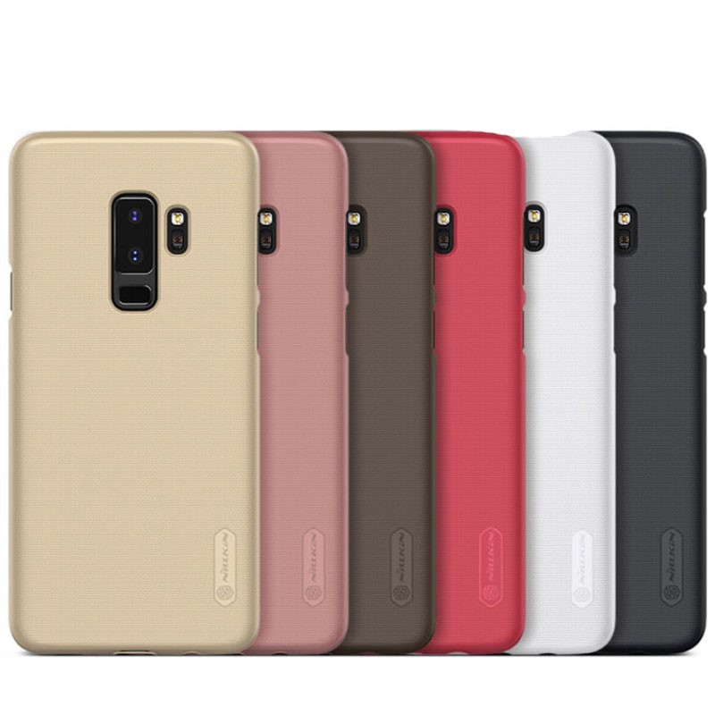 کاور نيلکين Super Frosted Shield Samsung Galaxy S9 Plus