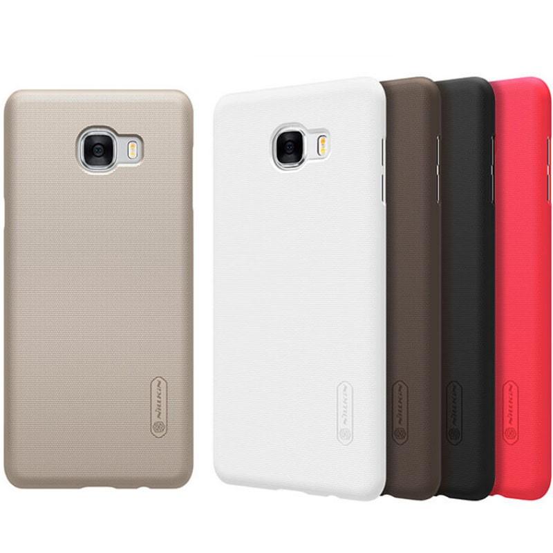 کاور نيلکين Super Frosted Shield Samsung Galaxy C7 Pro