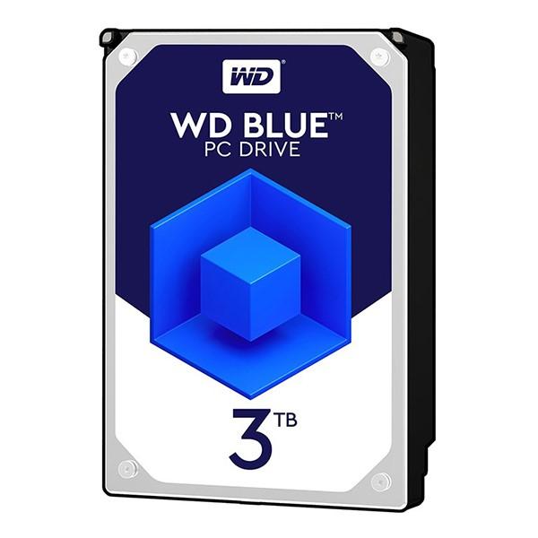 هارد دیسک اینترنال Western Digital Blue - 3TB