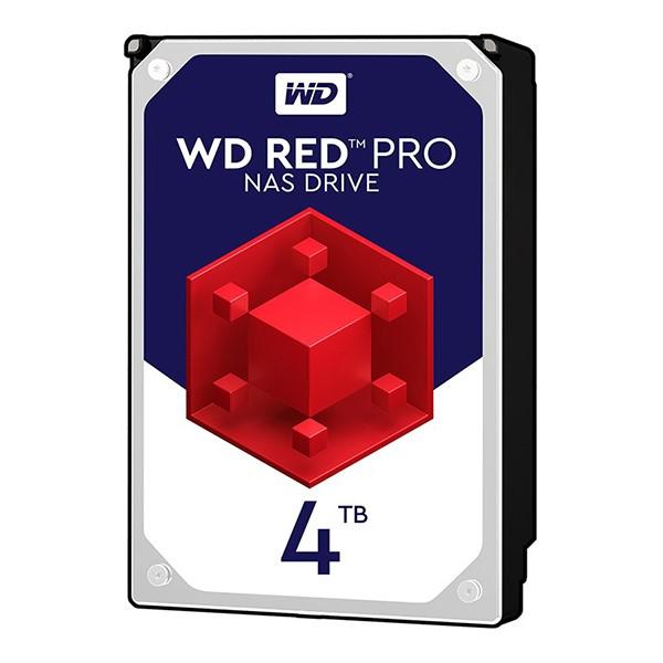 هارد دیسک اینترنال Western Digital Red Pro NAS - 4TB