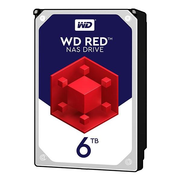 هارد دیسک اینترنال Western Digital Red NAS - 6TB