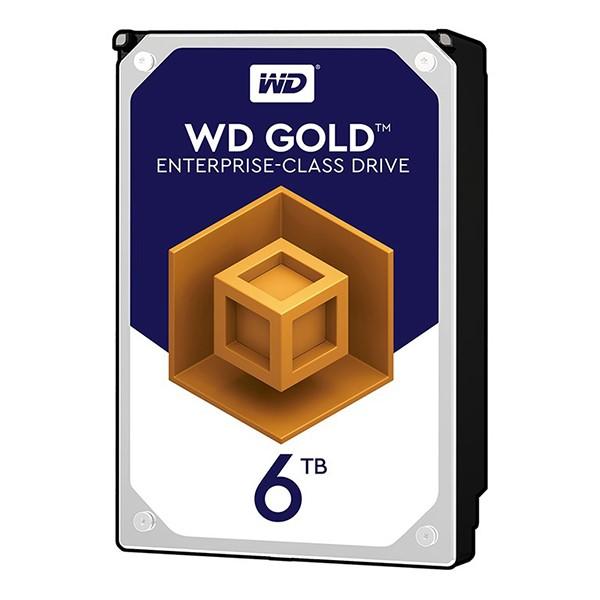 هارد دیسک اینترنال Western Digital Gold NAS - 6TB