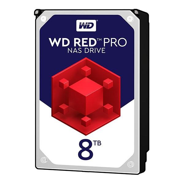 هارد دیسک اینترنال Western Digital Red Pro NAS - 8TB