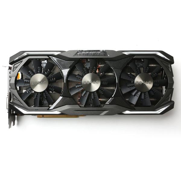 کارت گرافیک زوتک GeForce GTX 1070 8GB AMP EXTREME