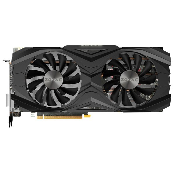 کارت گرافیک زوتک GeForce GTX 1070 8GB AMP CORE EDITION