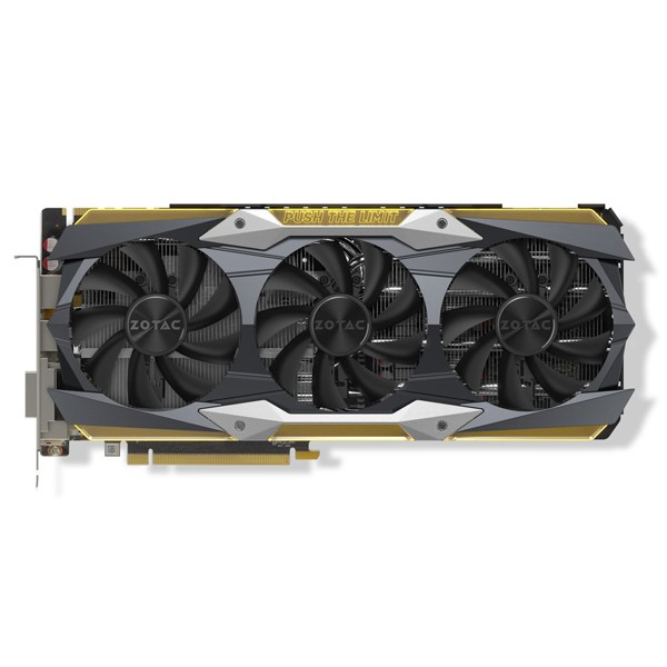 کارت گرافیک زوتک GeForce GTX 1080 Ti 11GB AMP Extreme