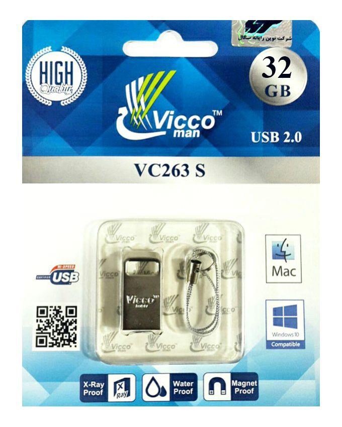 فلش مموری ویکومن VC263 - 32GB