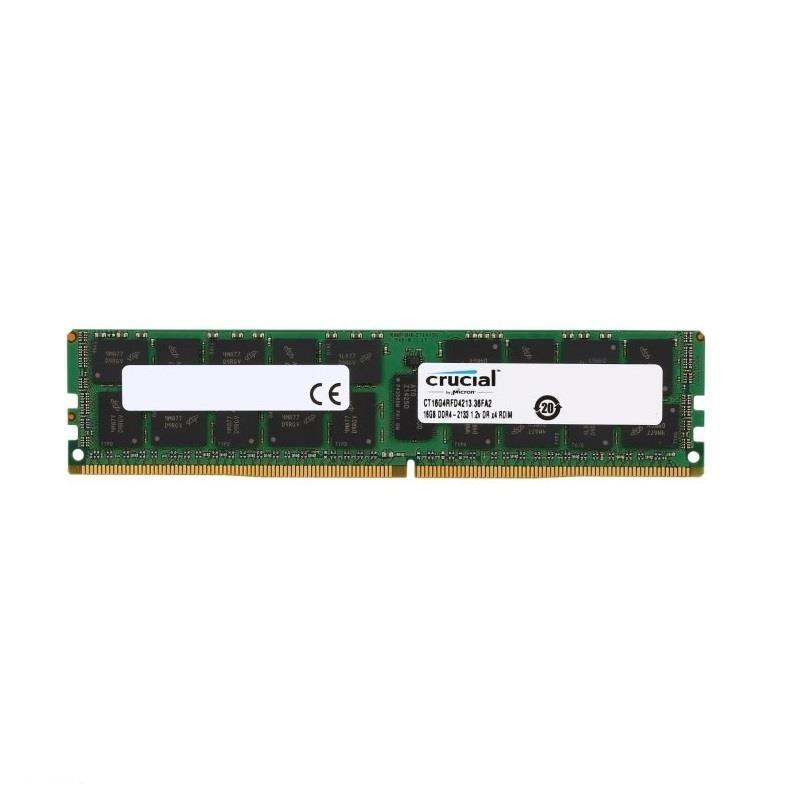 حافظه رم کامپیوتر کروشیال DDR4 2133MHz CL15 - 8GB