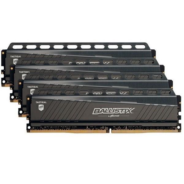 حافظه رم کامپیوتر کروشیال Ballistix Tactical DDR4 3200MHz CL16 - 32GB