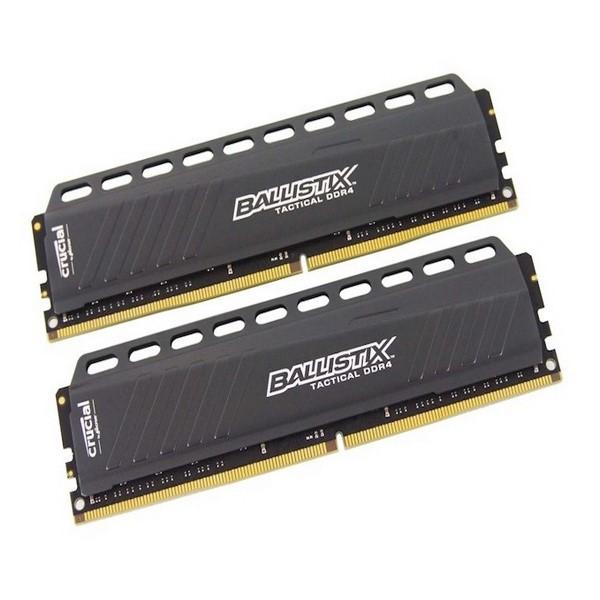 حافظه رم کامپیوتر کروشیال Ballistix Tactical DDR4 3000MHz CL15 - 32GB