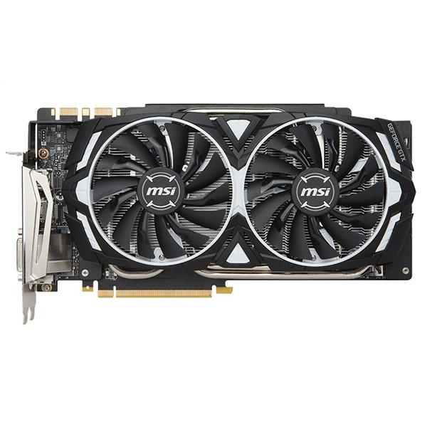 کارت گرافيک ام اس آی GeForce GTX 1080 Ti ARMOR 11G OC